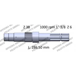 140B -3611493M2 -  3/8 Z 21